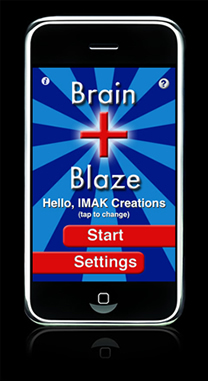 Brain Blaze Add screenshot