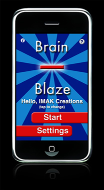 Brain Blaze Subtract screenshot