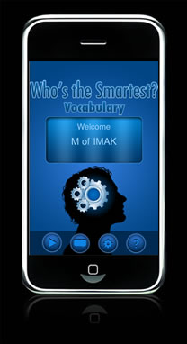 Who Is The Smartest? Vocabulary
